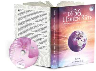 Buch: Die 36 Hohen Räte - Band 2