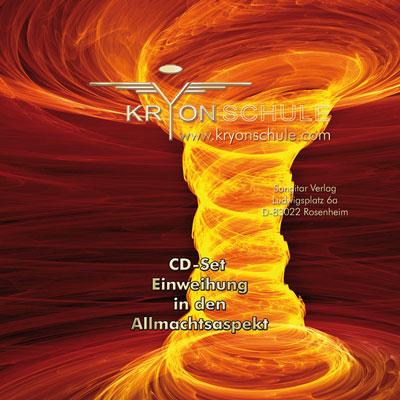 CD-Set Einweihung in den Allmachtsaspekt