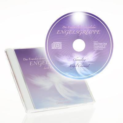 Meditation Engelsgruppe Engel Channeling