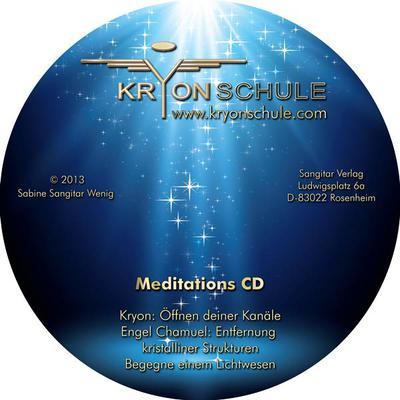 Meditation Kryonschule Meditations CD Kryon, Engel Chamuel
