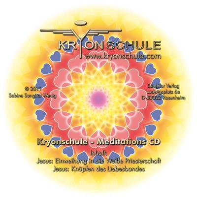 Meditation Kryonschule Meditations CD Jesus