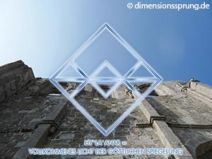 Meditationskarte / Energiesymbolkarte<BR/>HY`LA`ANAR - vollkommenes Licht der göttlichen Spiegelung