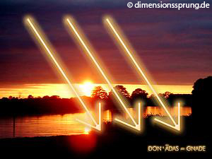 Meditationskarte / Energiesymbolkarte<BR />DON'A'DAS (DONADAS) - Gnade