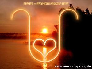 Meditationskarte / Energiesymbolkarte<BR />ELEXIER - bedingungslose Liebe