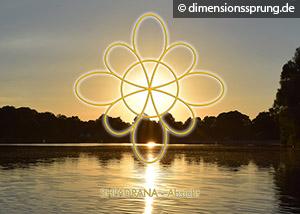 Meditationskarte / Energiesymbolkarte SHI'ADRANA - Absicht