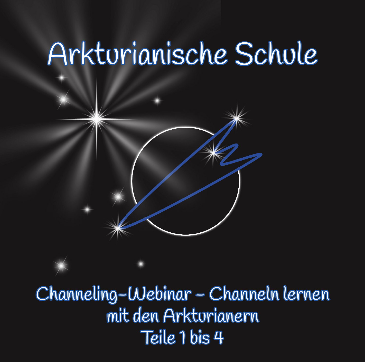 Channeling-Seminar (4 Teile)